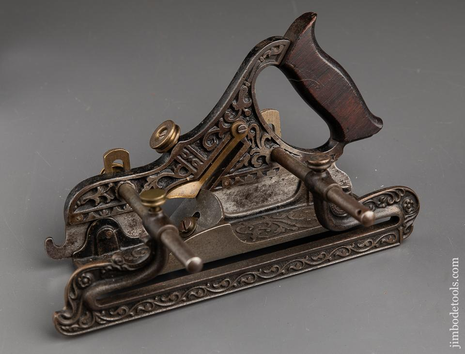 Very Fine! STANLEY MILLER's Patent No. 41 Combination Plane with Filletster Bed - 90701