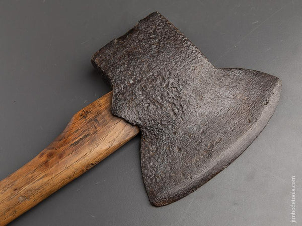 Primitive Single Bevel Side Axe - 90913