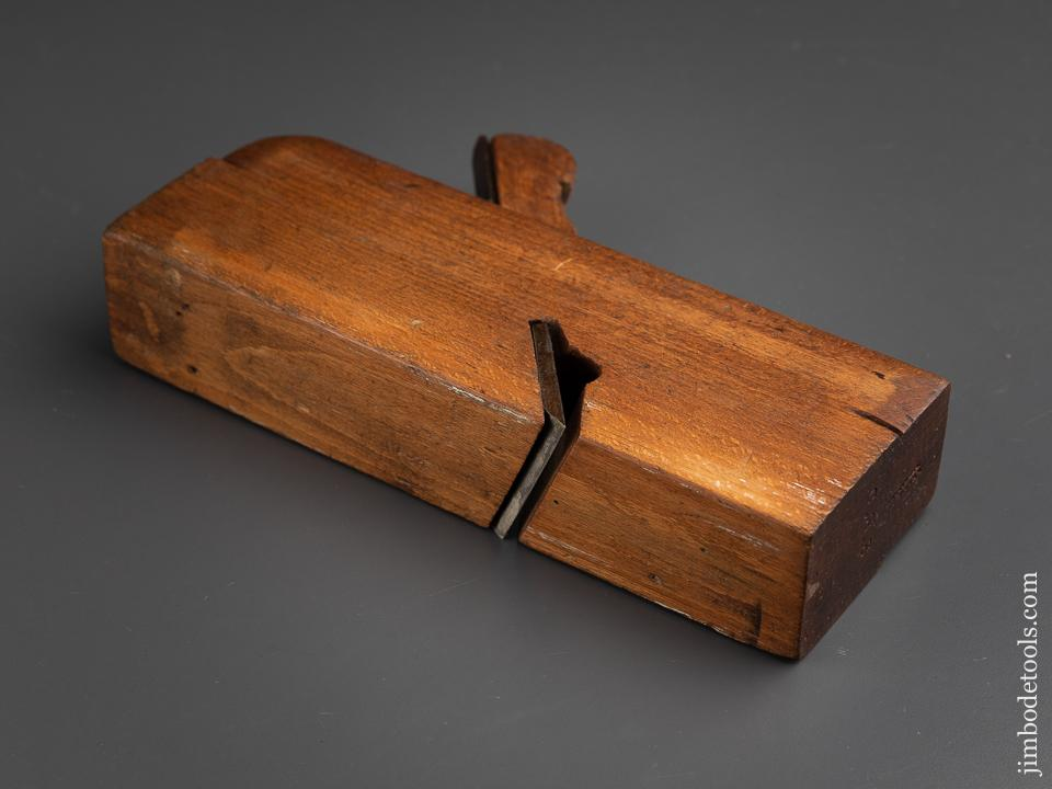 Two inch Wide Rabbet Plane by L&IJ WHITE BUFFALO NY circa 1844-1928 GOOD - 91302