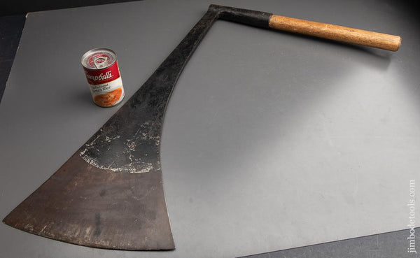 MASSIVE French Coupe Marque Axe with Original Paint! - 91693