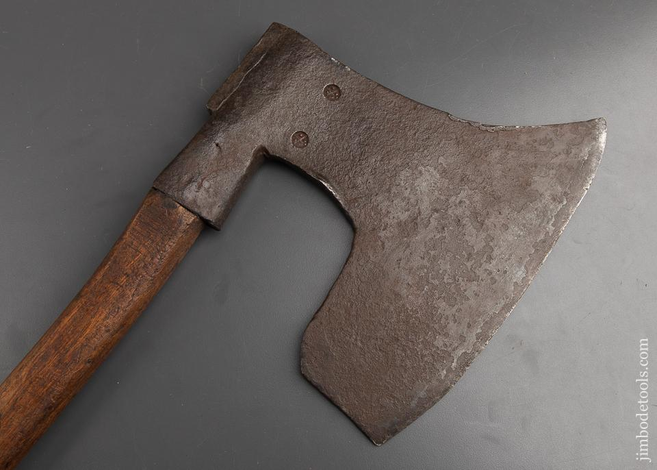 Lovely Offset European Hewing Axe - 91749