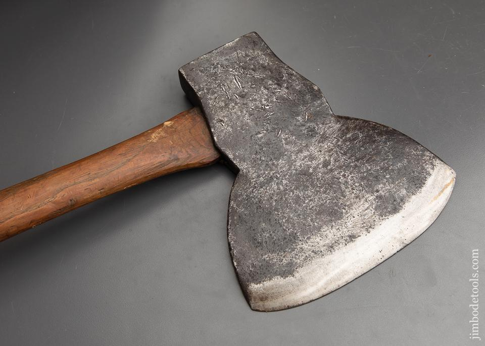 Great User! Offset Broad Hewing Axe - 91916