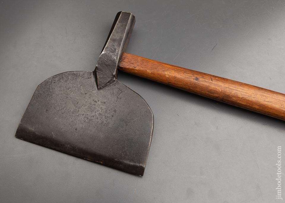 Very Unusual! Axe/Hammer Combination HAND FORGED - 91919