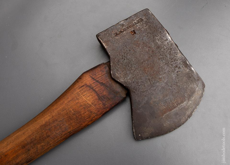 Great! J.B. STOHLER 3 1/2 pound Felling Axe - 92120