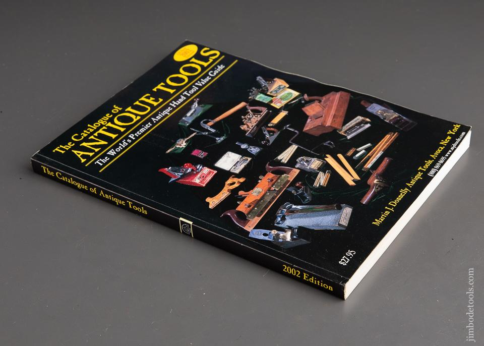 THE CATALOG OF ANTIQUE TOOLS 2002 Edition - 92376
