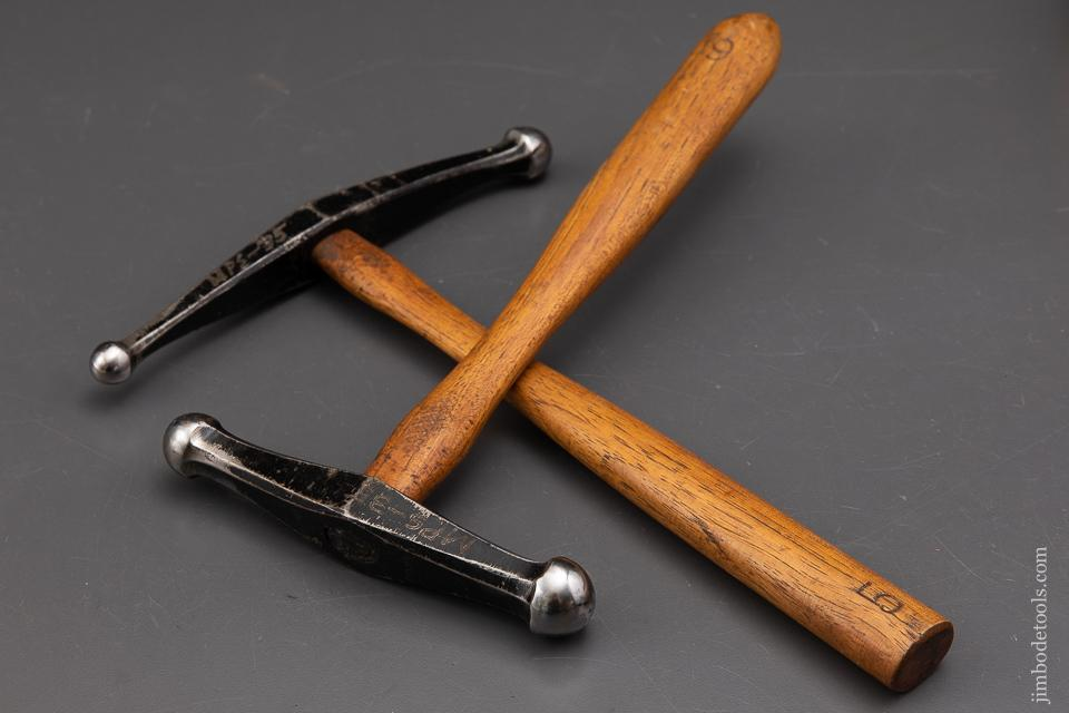 Two Good Metal Working Hammers - 92524