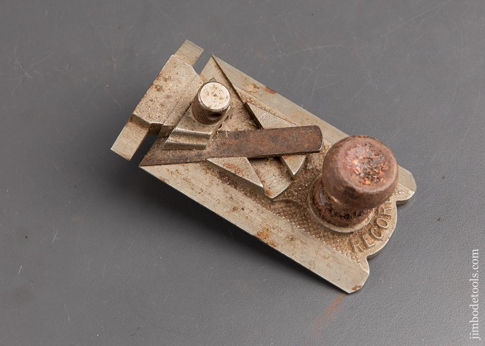 RECORD No. 2506 Double Side Rabbet Plane - 92702