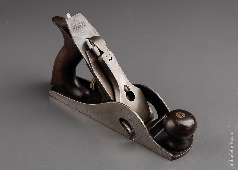 Extra Fine STANLEY No. 10 1/2 Carriage Maker's Rabbet Plane 1892-07 - 92874