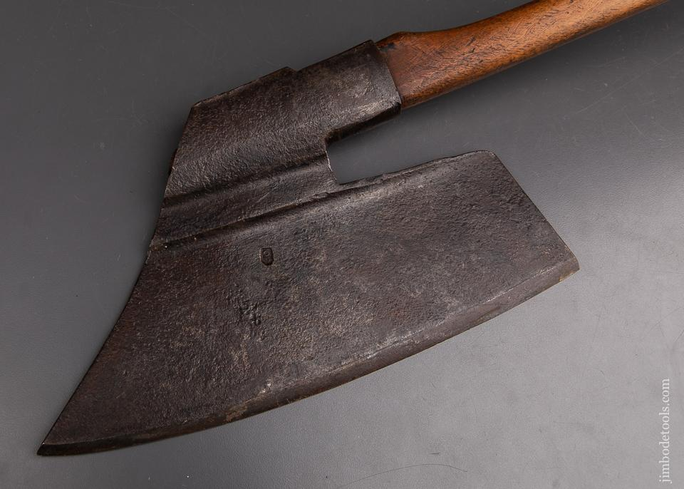 Great Early European Goose Wing Axe - 92952