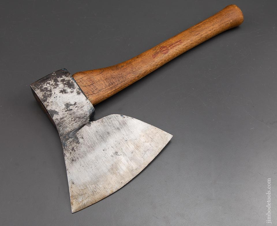 Mint New Old Stock Single Bevel Side Axe - 92964