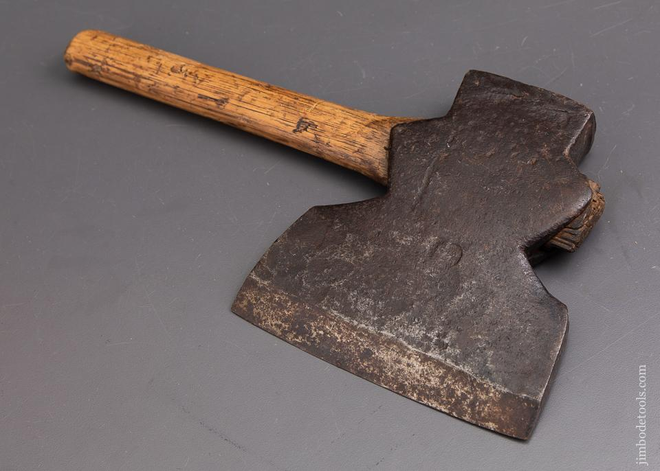 Hand Forged Heavy Single Bevel Side Axe - 93205