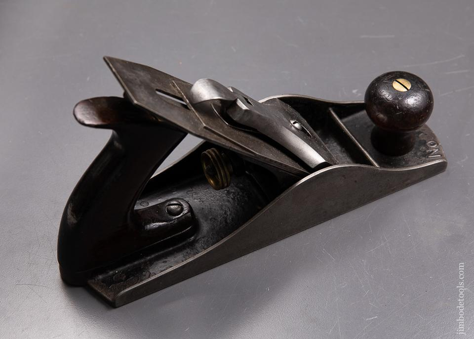 STANLEY No. 4 1/2C Smooth Plane Type 8 circa 1899-1902 - 93305