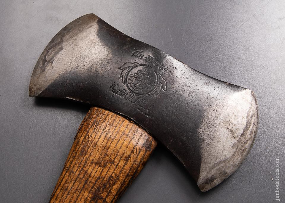 Embossed Autograph Double Bit Axe - 93334
