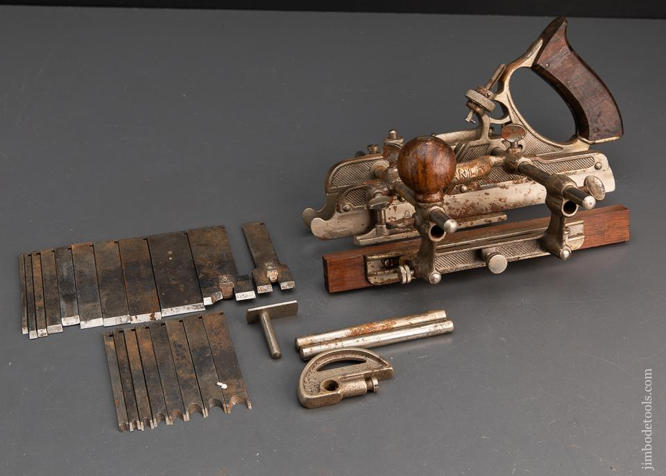 Great User STANLEY No. 45 Combination Plane - 93465