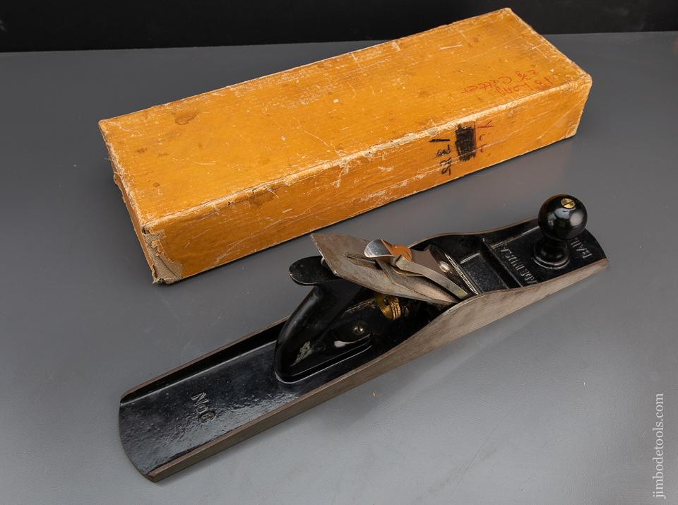 STANLEY No. 6 Fore Plane MINT in Box War Time - 93488