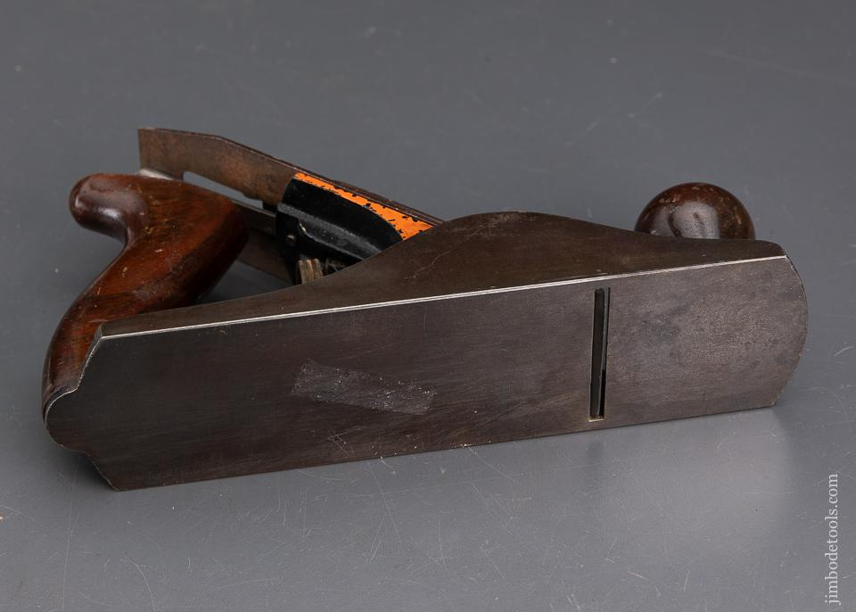 Excellent STANLEY No. 4 Smooth Plane with Orange Frog SWEETHEART - 93540