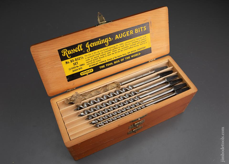 NEAR MINT Set of RUSSELL JENNINGS Bits - 93572