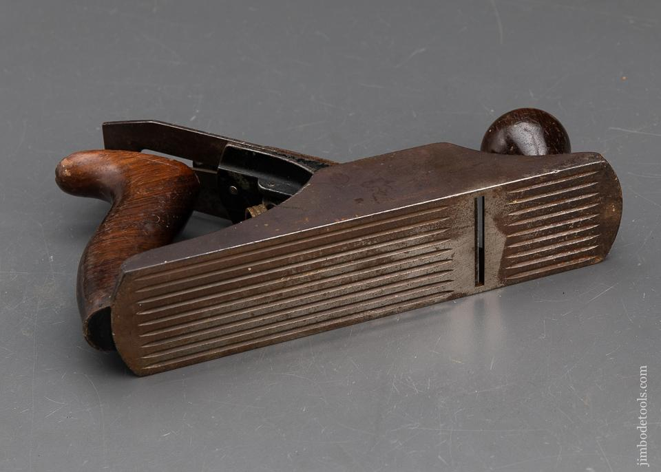 Awesome STANLEY No. 3C BEDROCK Smooth Plane Type 6 circa 1919-21 SWEETHEART - 93645