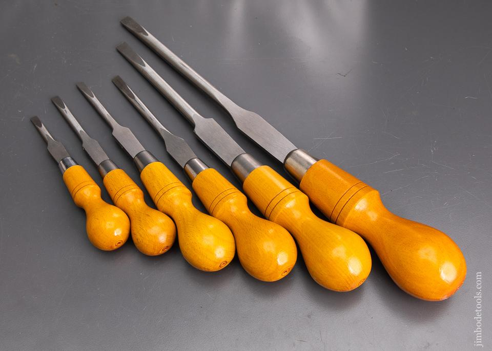 Set of 6 CROWN Screwdrivers - 93661