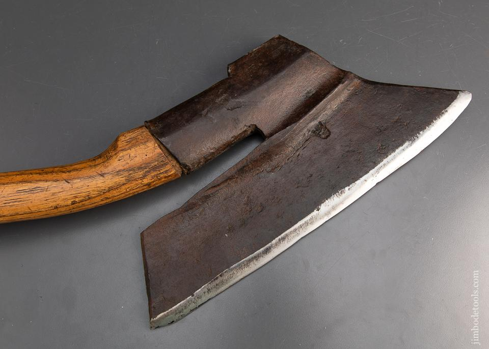 Excellent Offset Goose Wing Axe - 93713
