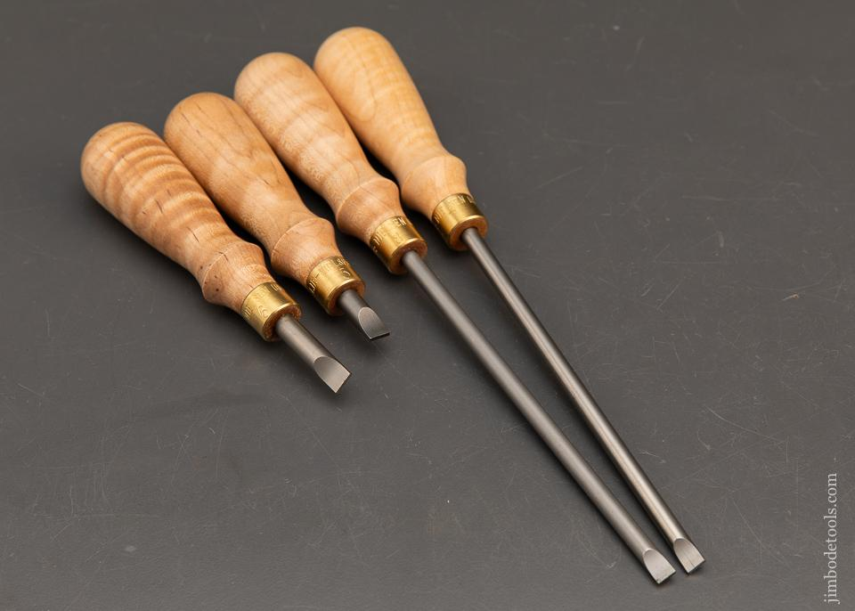 LIE-NIELSEN No. 5, 6, 7, and 8 Screwdrivers - 93915