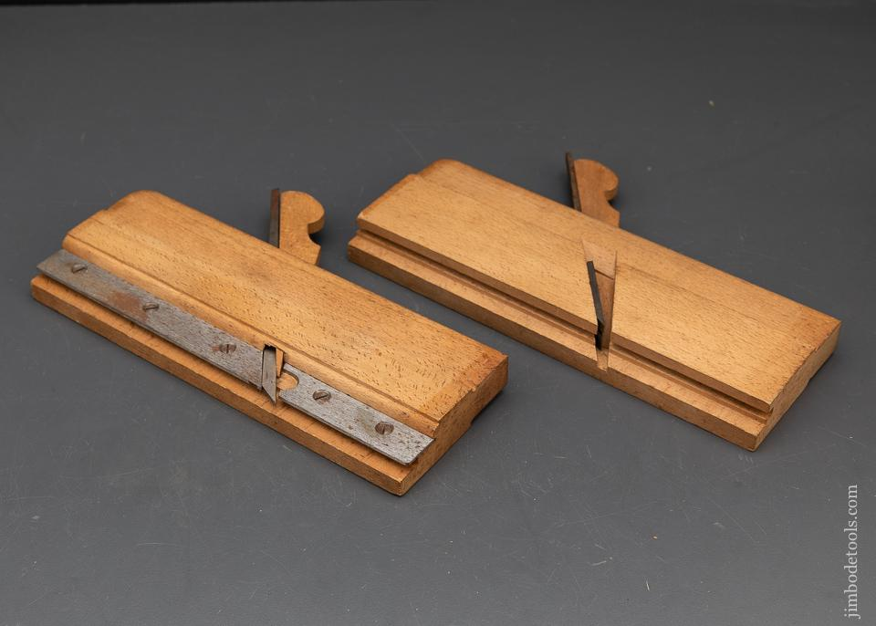 MINT Unused Pair of 3/8 inch! Tongue & Groove Planes by CHAPIN STEPHENS UNION FACTORY - 93950