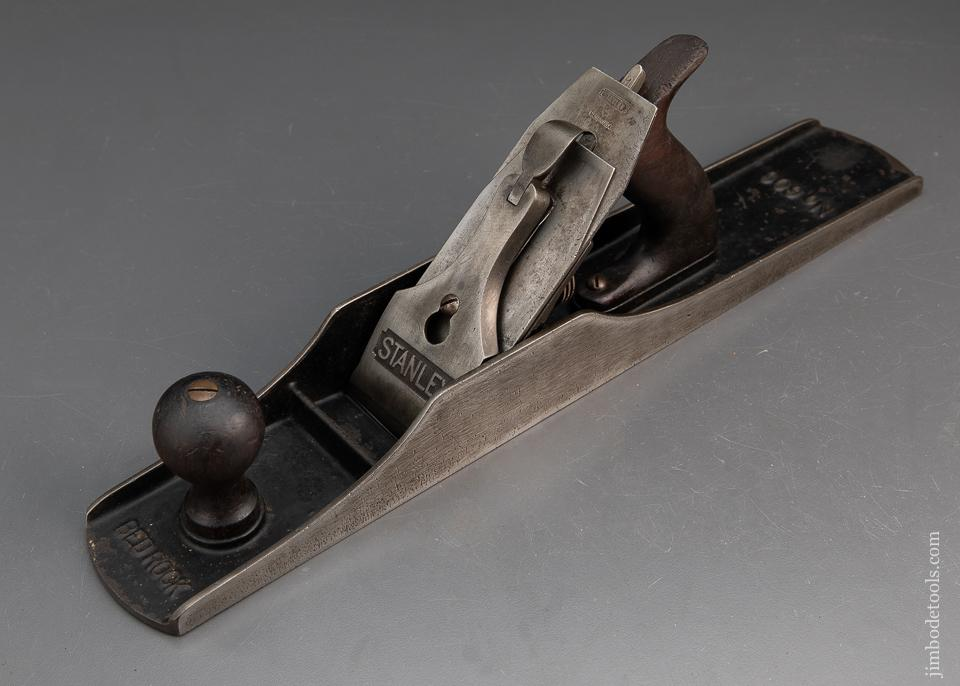 Fine! STANLEY No. 606C BEDROCK Fore Plane Type 7 circa 1932-36 SWEETHEART - 93985