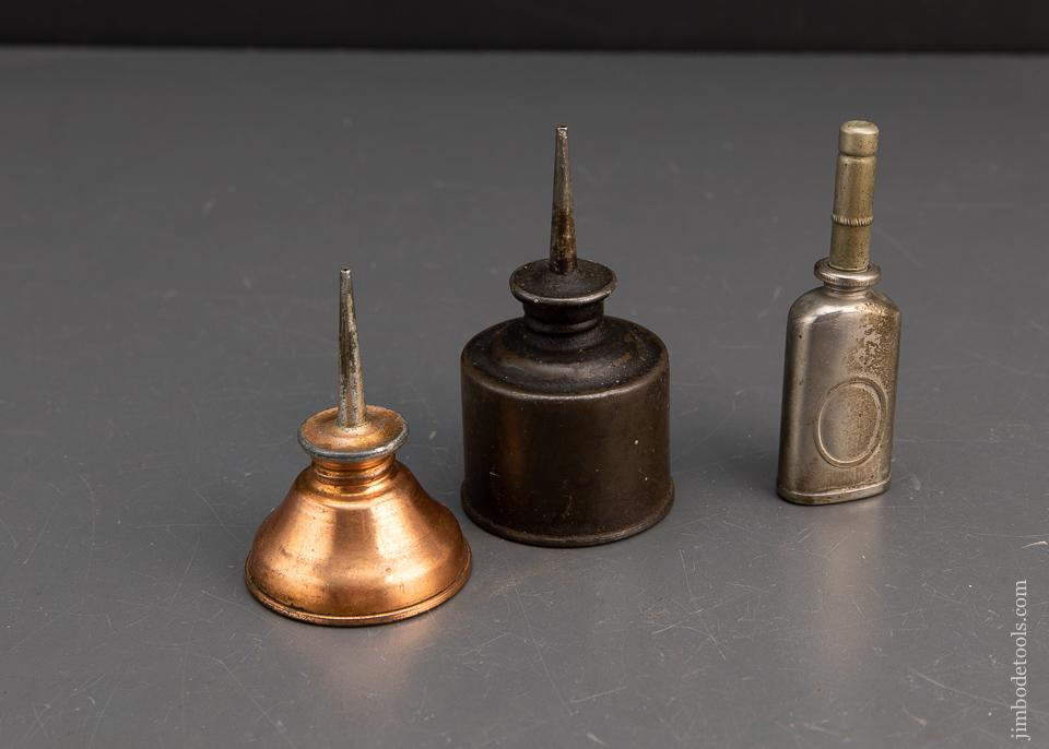 Three Oil Cans - 94060
