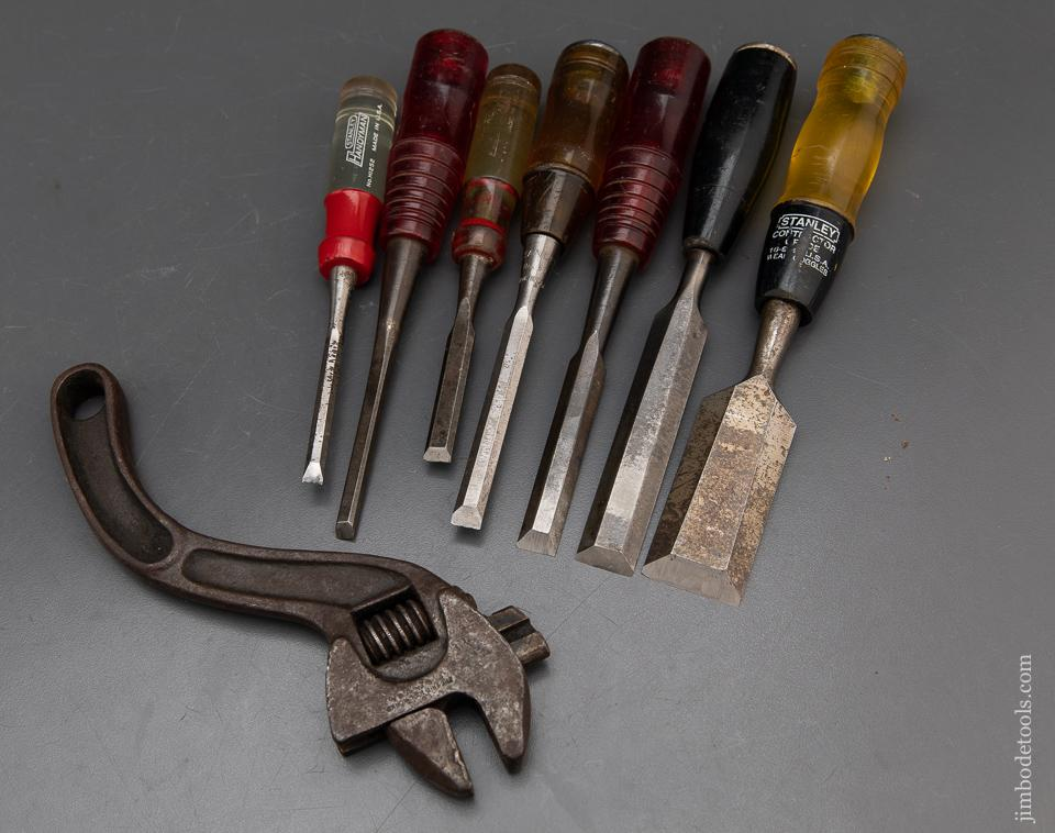 Job Lot of Eight Good Tools - 94106
