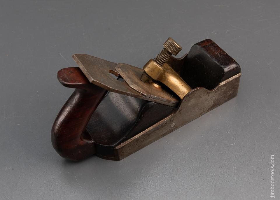 Excellent SPIERS Infill Smooth Plane with Rosewood Infill - 94231