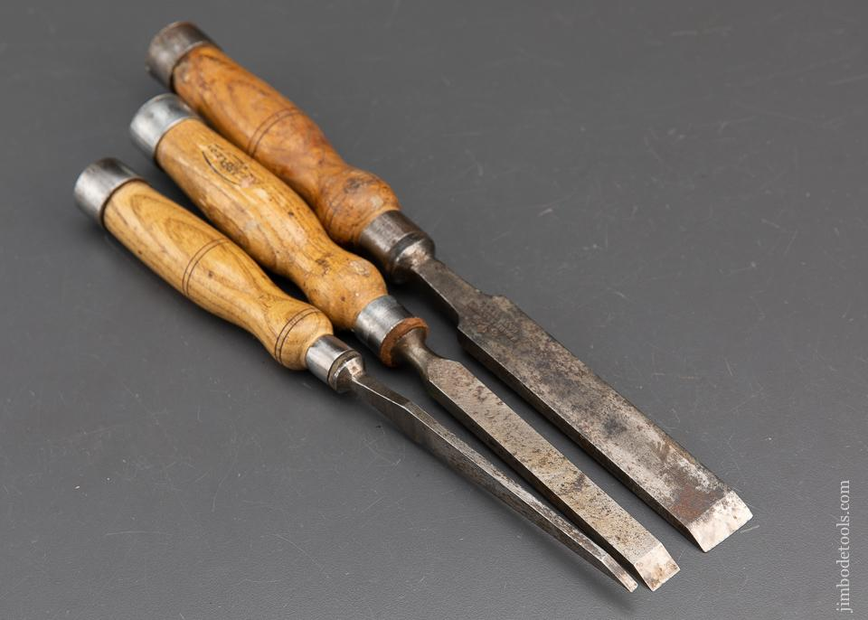 Three MARPLES Mortise Chisels - 94275