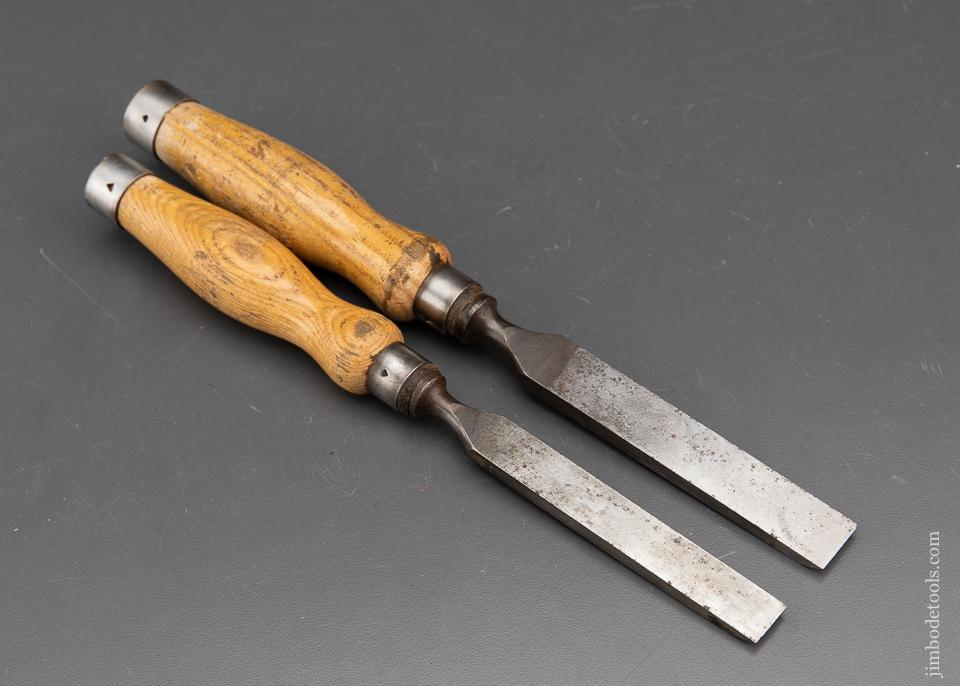 Two SORBY Mortise Chisels - 94279
