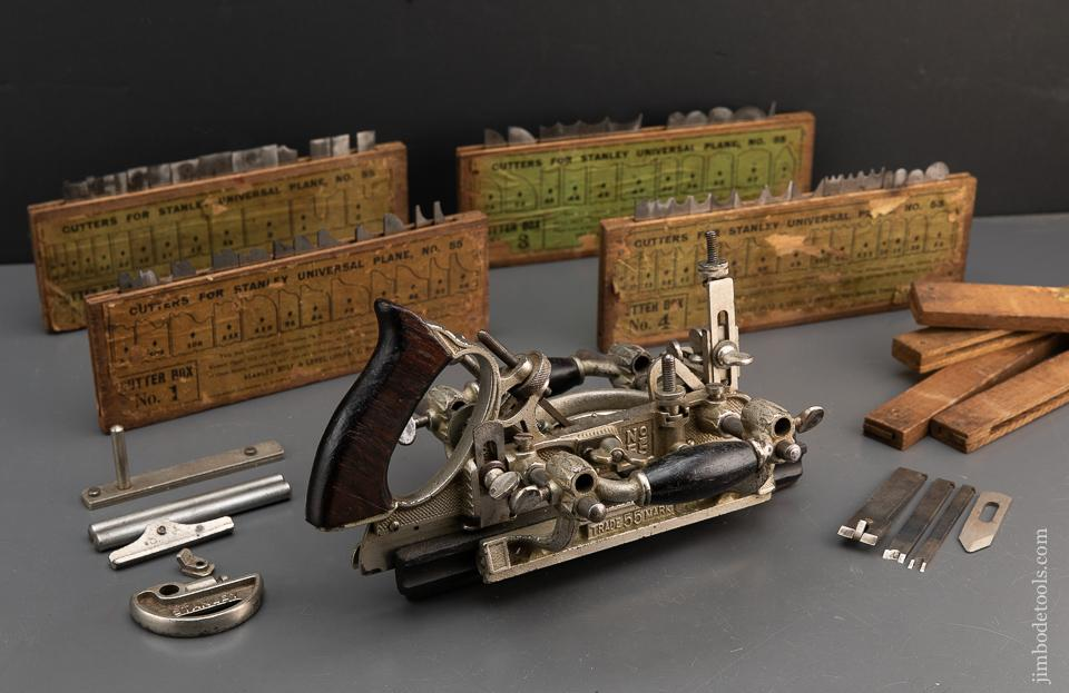 STANLEY No. 55 Combination Plane - 94351