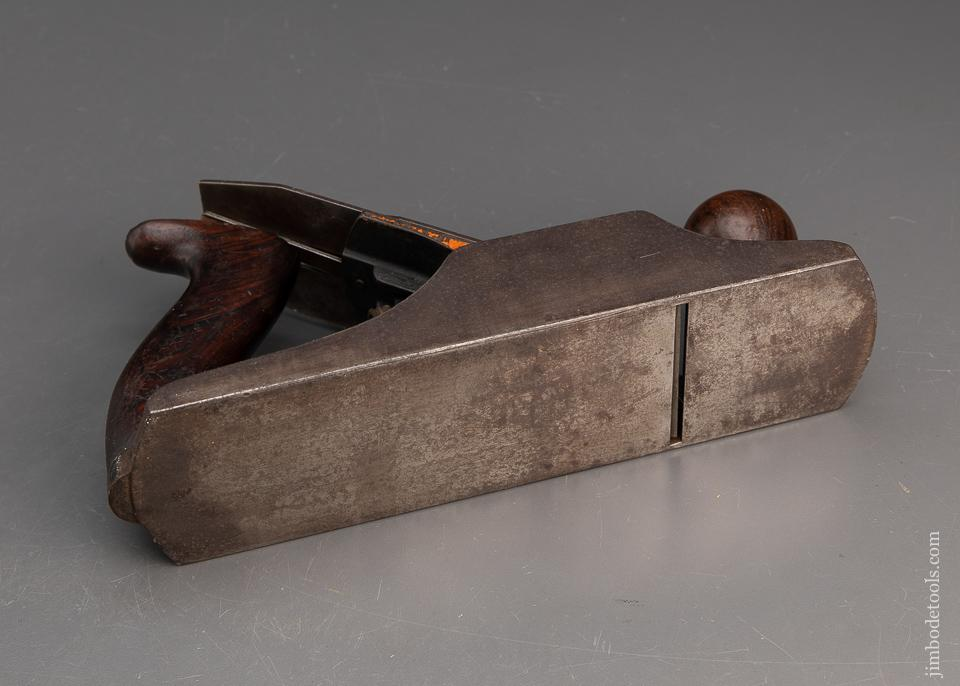 Awesome STANLEY NO. 604 1/2 BEDROCK Smooth Plane Type 7 circa 1923-26 SWEETHEART - 94449