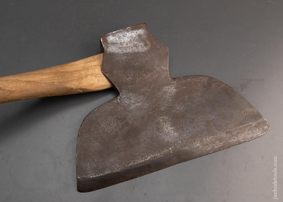 HAMMOND PHILA Single Bevel Offset Broad Axe - 94530