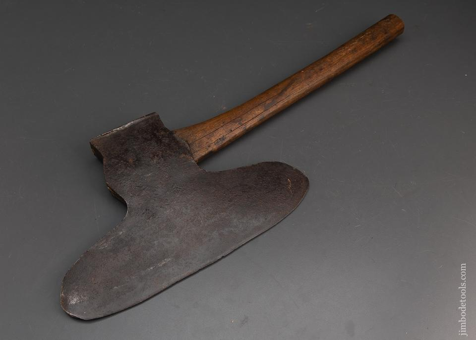 Possibly DUNLOP & MADEIRA Single Bevel broad Axe - 94539