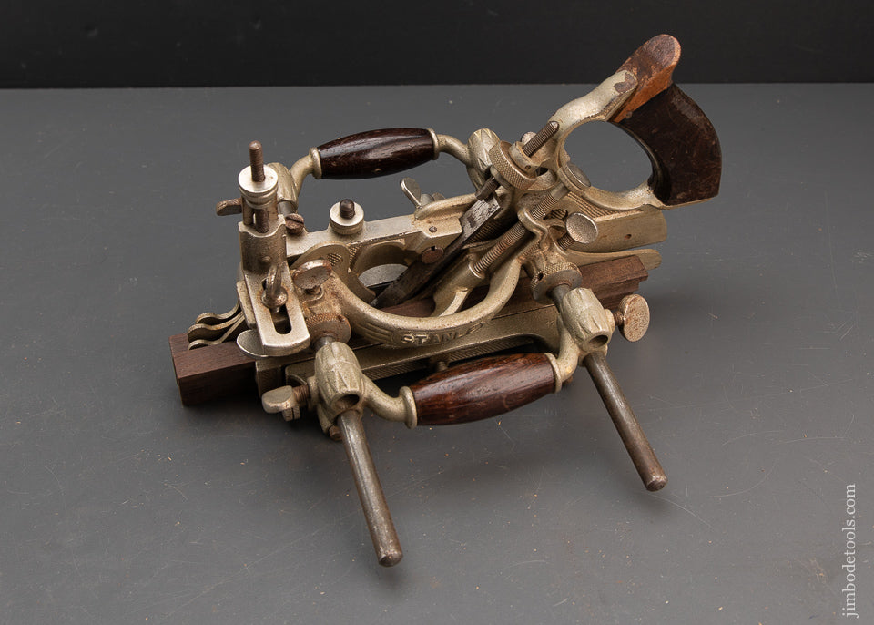 Fine STANLEY No. 55 combination Plane Complete - 94597