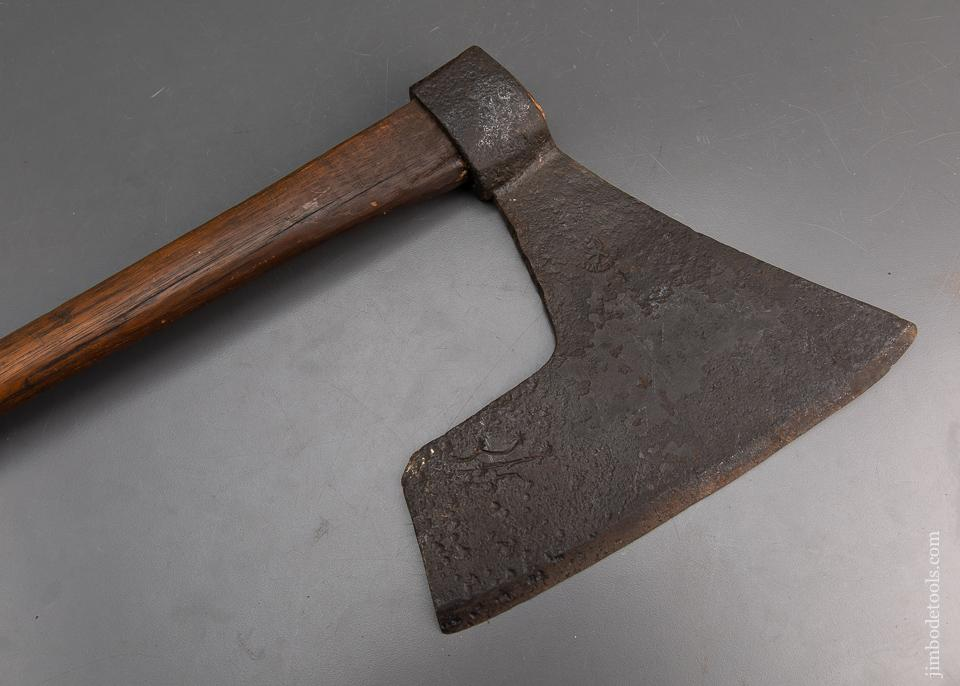 Awesome Single Bevel Hewing Axe STALLERWEIN - 94634