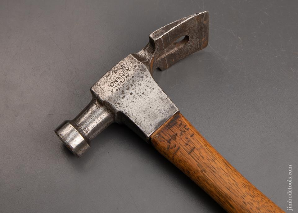 CHENEY No. 777 Patented Hammer - 94996