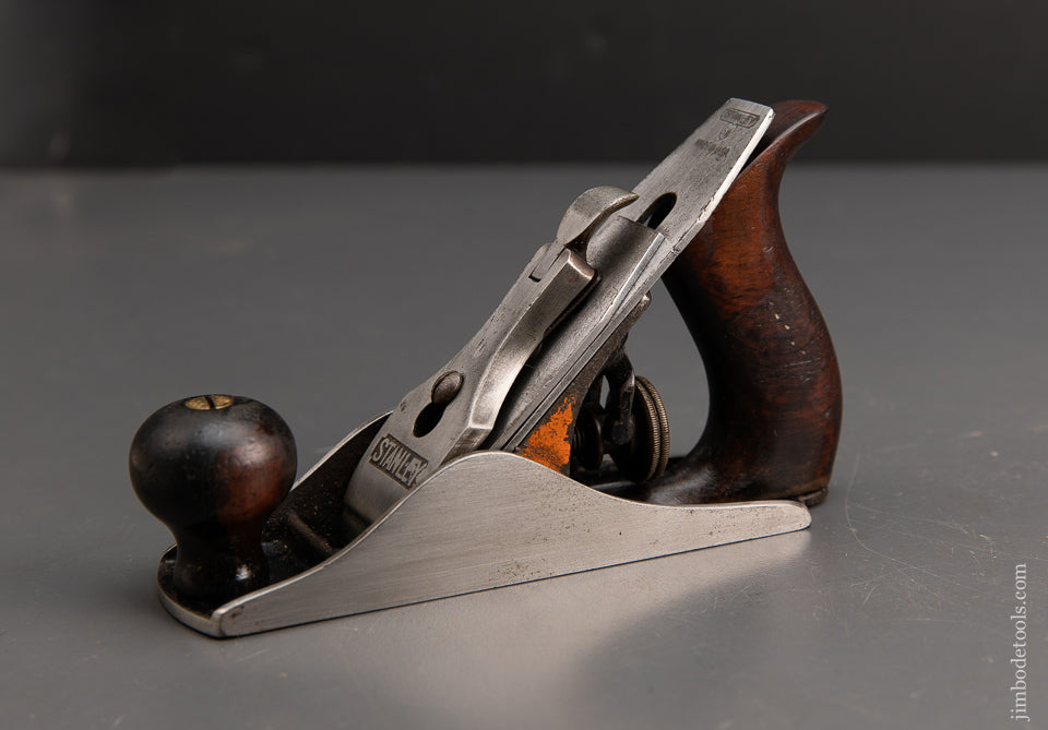 STANLEY NO. 1 SWEETHEART Smooth Plane - Excelsior95050