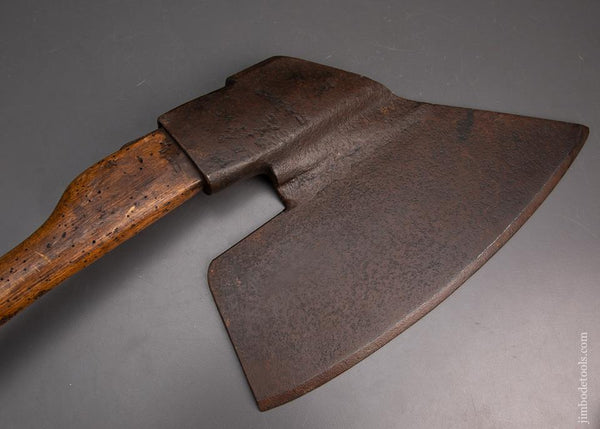 18th Century Goosewing Axe - 95204