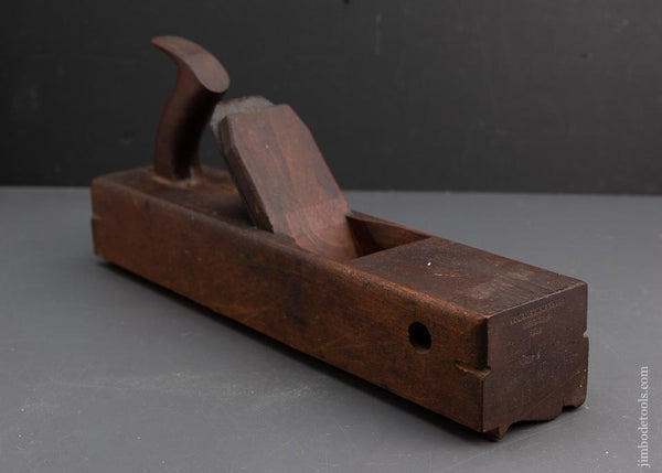Fine YOUNG & M'MASTER AUBURN, NY Crown Moulding Plane - 95916