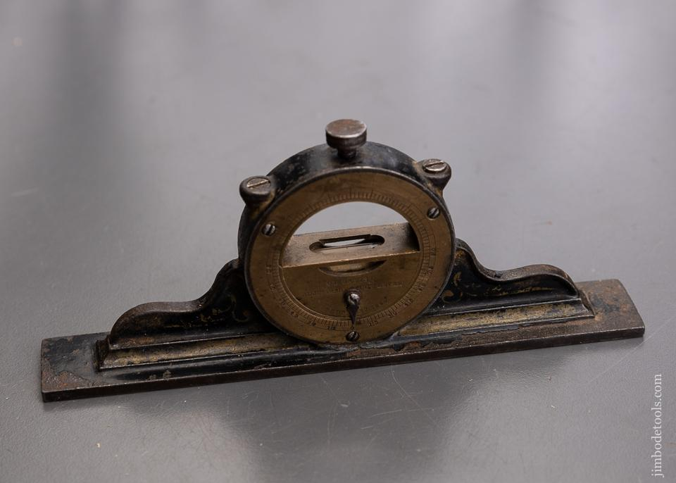 Lovely Mantle Clock Level & Inclinometer LL DAVIS Fine 56 inch - 96009