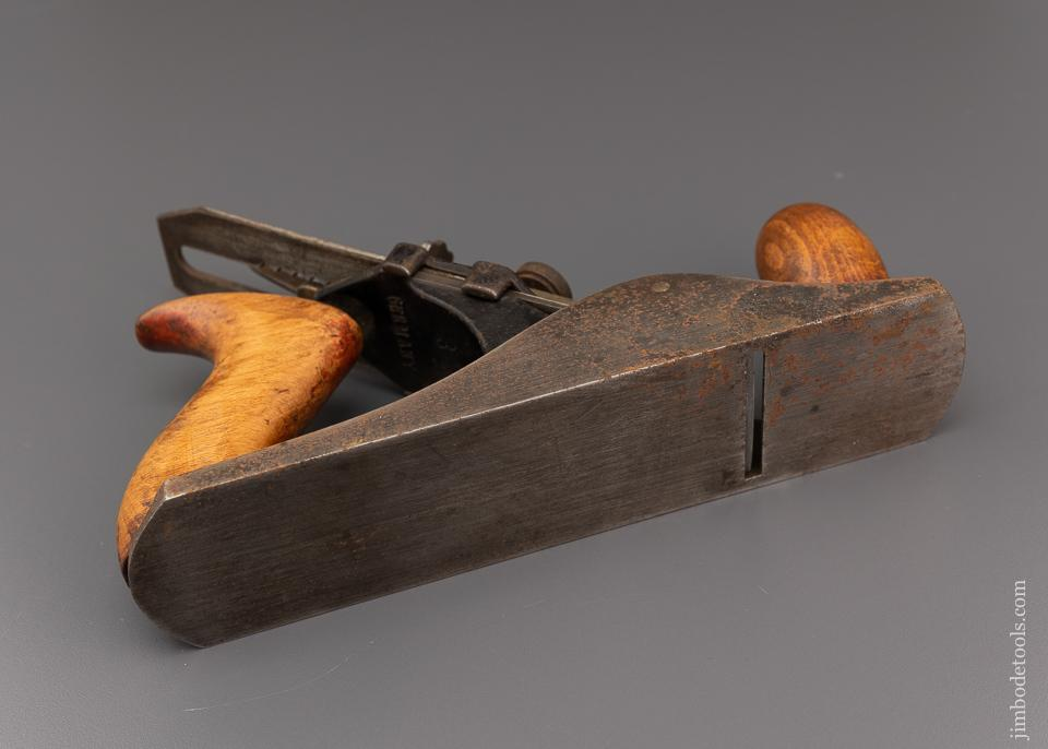 Awesome Patented German No. 3 Smooth Plane - 96326