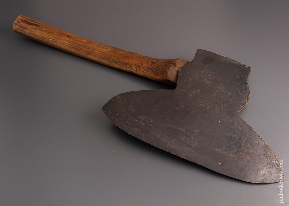 J. KYLT Offset Single Bevel Broad Axe Hewing Axe - 96880