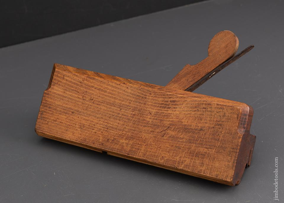 The FINEST 18th Century Complex Molding Plane by I. SLEEPER - EXCALIBUR 26