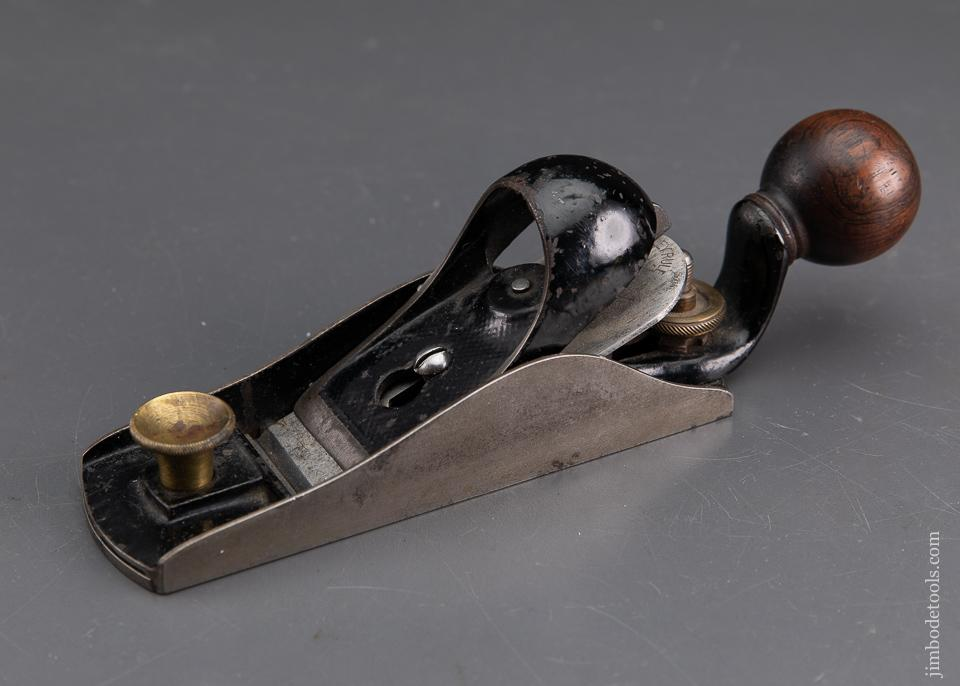 STANLEY No. 9 3/4 Tail Handle Block Plane FINE - EXCALIBUR 45