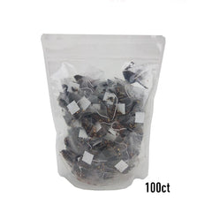Four Horseman Black 100ct Pyramid Sachets
