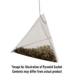 Gold Rush White 100ct Pyramid Sachets