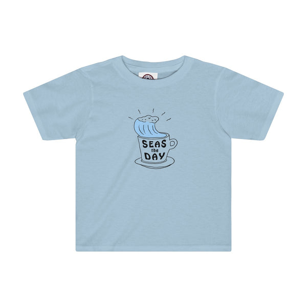 "Kids ""Seas the Day"" Tee"